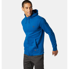 Mountain Hardwear Hardwear Logo Jacket Men blue